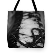 Snow Boots Tote Bag