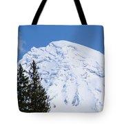 Snow Cone Mountain Top Tote Bag