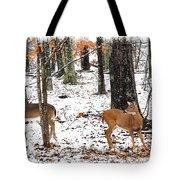 Snow Doe's 1 Tote Bag