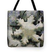 Snow Flake 04 Photo Art Tote Bag