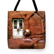 Snow In Joshua Tree Tote Bag