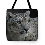 Snow Leopard 15 Tote Bag