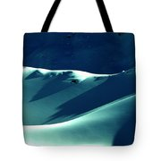 Snow Mountain In Austria  Tote Bag by Colette V Hera  Guggenheim