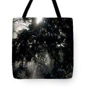 Snow Rays Tote Bag