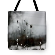Snow Tops Tote Bag