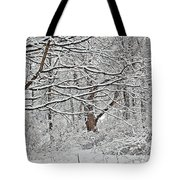 Snow White Forest Tote Bag