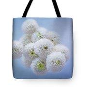 Snowballs-pom Mum Tote Bag