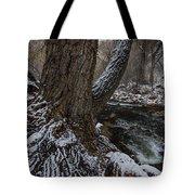 Snowbark Tote Bag
