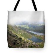 Snowdonia Wales Tote Bag
