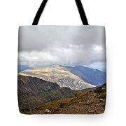 Snowdonian Splendor Tote Bag