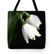 Snowdrop Duo Tote Bag