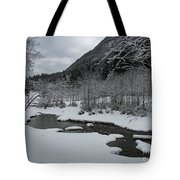 Snowed Under Valley Tote Bag