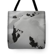 Snowface Mother Earth  Protecter Ischgl Austria Tote Bag