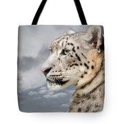 Snowie Tote Bag