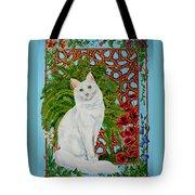 Snowi's Garden Tote Bag