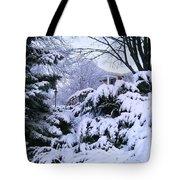 Snowmageddon 2014 Tote Bag