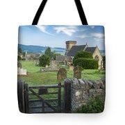 Snowshill Morning Tote Bag