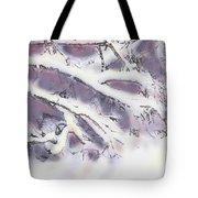 Snowtract Tote Bag