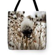 Snowy Cap Tote Bag