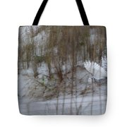 Snowy Owl In Florida 12 Tote Bag