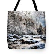 Snowy River  Tote Bag