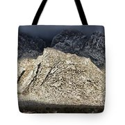 Snowy Sandia Mountain Range Huge Panorama 1150 Tote Bag