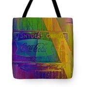 Snyders Garage Tote Bag