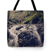So Easy To Fall Tote Bag by Laurie Search