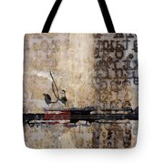 So Linear Tote Bag by Carol Leigh