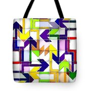 So Many Choices So Little Time Tote Bag