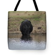 So Much Easier To Drink Water This Way Tote Bag