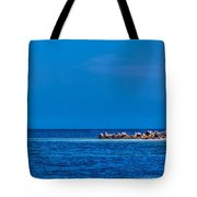 So This Is The Gulf Of Mexico Tote Bag