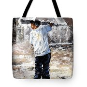 Soaked Tote Bag by Emerico Imre Toth