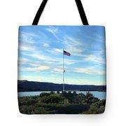 Soap Lake Washington Tote Bag