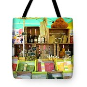 Soap Seller Tote Bag