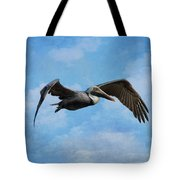 Soaring By Tote Bag