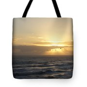 Soaring Sunrise Tote Bag