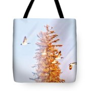 Soaring To New Heights Tote Bag