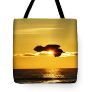 Soaring With Confidence Tote Bag