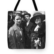 Society Women In Steerage Tote Bag