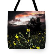 Socorro Sunset Tote Bag