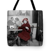 Soda Fountain 3 Tote Bag