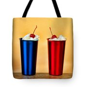 Soda Fountain Joy Tote Bag
