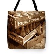 Soda In The Corner Tote Bag