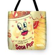 Soda Pop Tote Bag