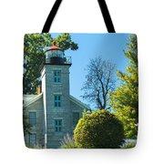 Sodus Pt Light House Tote Bag