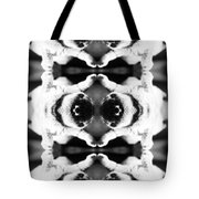 Soft And Fluffy Art Ornament Tote Bag