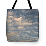 Soft Clouds Tote Bag
