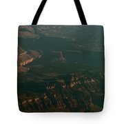 Soft Early Morning Light Over The Grand Canyon 2 Tote Bag