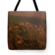 Soft Early Morning Light Over The Grand Canyon 3 Tote Bag
